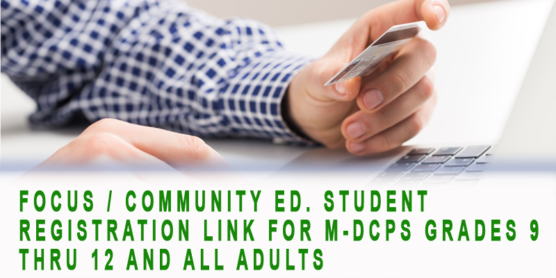 register and pay online for community education classes - click here